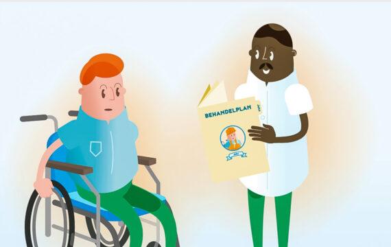 Reade animatievideo's ICT&health