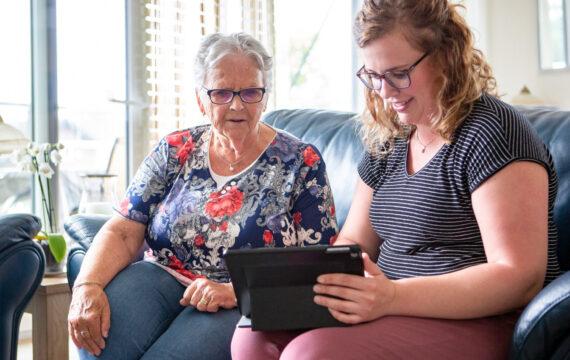 Zorgcentra Nijkerk zet met ICT in op toekomstbestendige zorg