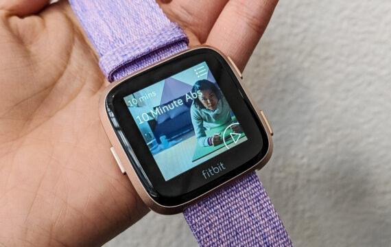 Fitbit stoomt op, scoort goed met health watches