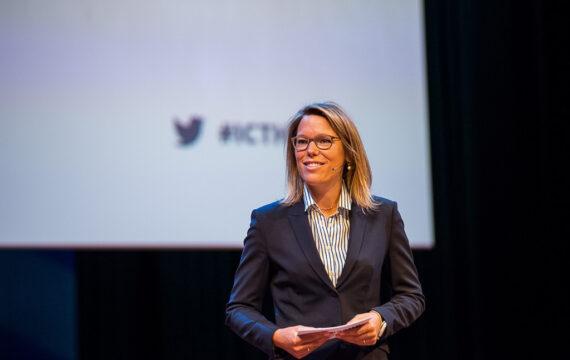 Lea Bouwmeester ICT&health e-health NDF
