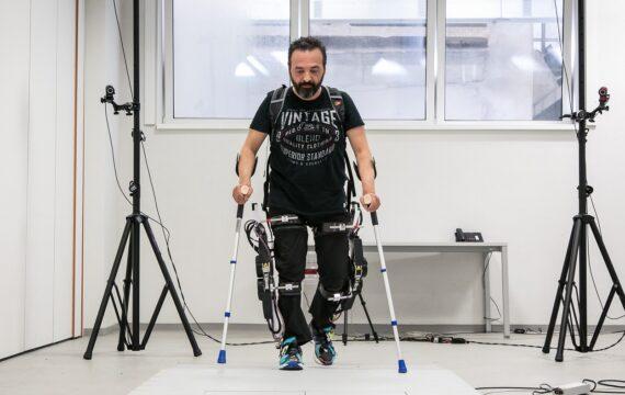 Nederlands project exoskelet voor dwarslaesie-patiënten veelbelovend
