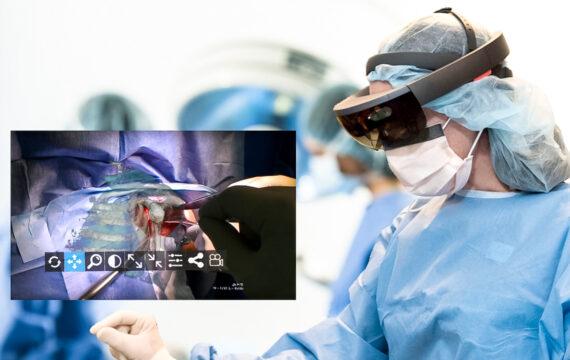 Groot Brits kinderziekenhuis gaat HoloLens inzetten tijdens operaties