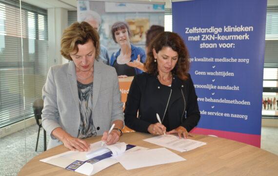 ZorgkaartNederland uitgebreid via samenwerking Patiëntenfederatie, ZKN