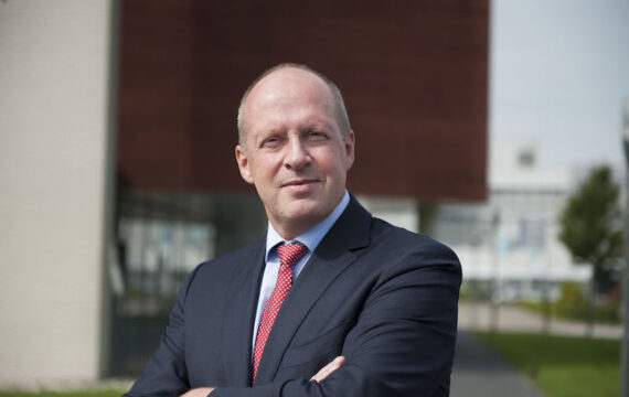 Kees Donkervoort, CEO KPN Health