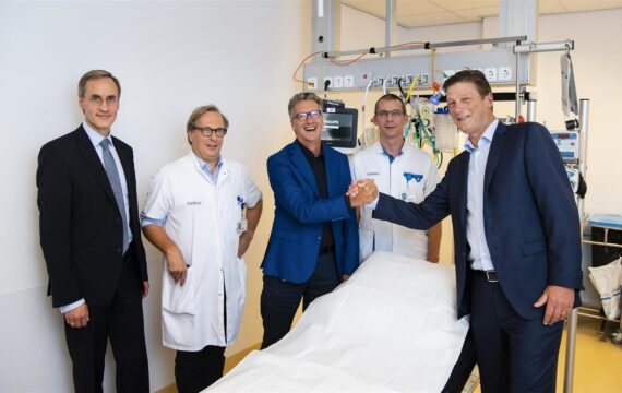BovenIJ, Philips willen zorg-op-afstand bieden