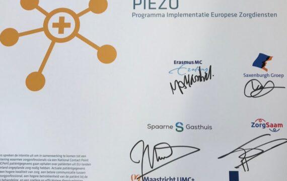 Ziekenhuizen wisselen patiëntgegevens binnen EU uit