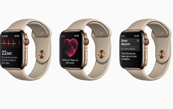 Apple Watch 2018 health