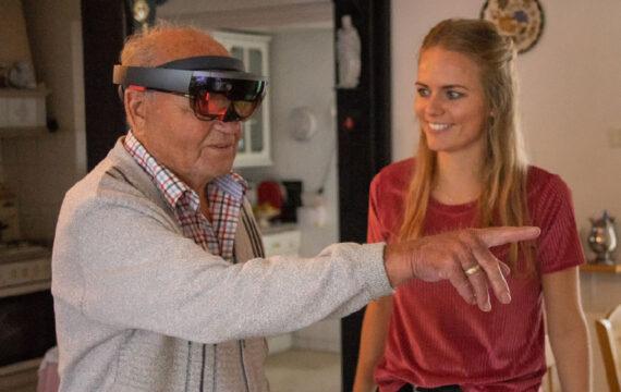 HoloLens biedt uitkomst voor neglect