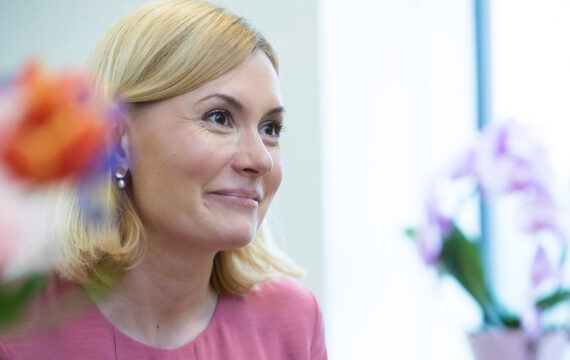 Riina Sikkut zorg e-health data