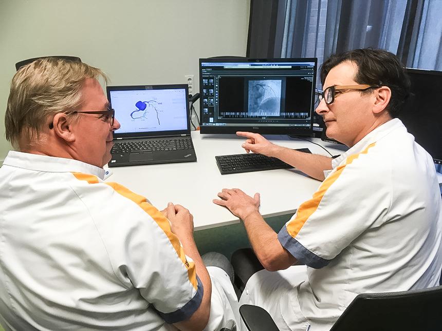 FFR-analyse Maasstad Ziekenhuis ICT&health