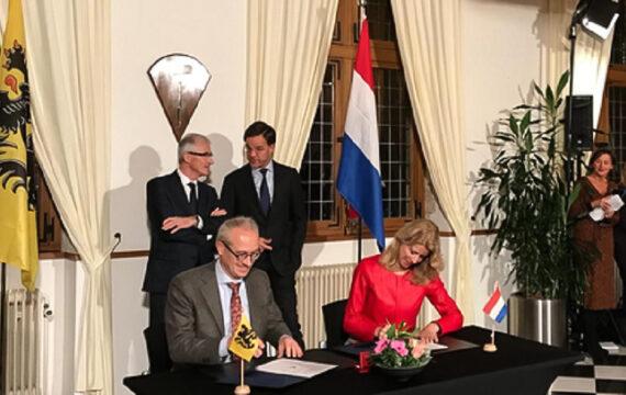 Nederland en Vlaanderen versterken samenwerking in personalised medicine
