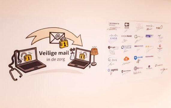 Intentieverklaring 'kleine stap' naar groot doel van veilige mail