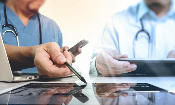 Op weg naar veilige en betrouwbare uitwisseling van gezondheidsgegevens