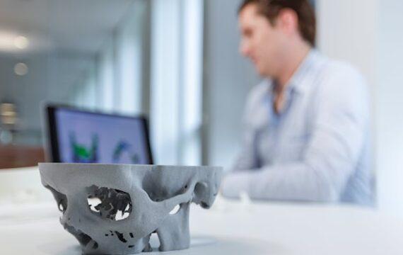 Thomas Maal hoogleraar 3D-technologie