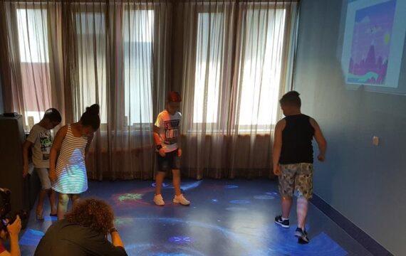 Interactieve playground voor astma-patiëntjes krijgt vervolg