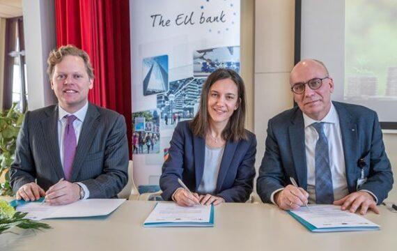 Europese lening Isala voor modernisering, e-health