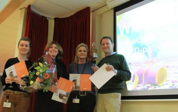 Telemonitoring Isala voor COPD krijgt prijs Cliëntenraad