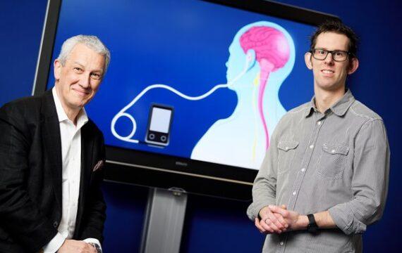 Epilepsie bestrijden met elektroden op het hoofd