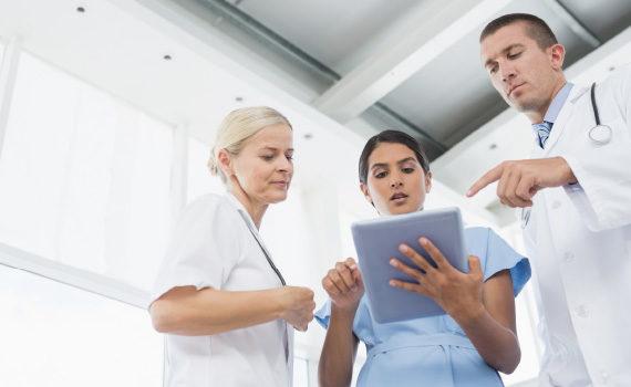 M-health nuttig voor monitoren operatiewonden na ontslag