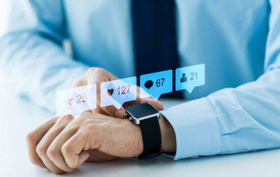Smartwatch al rijp als tricorder?