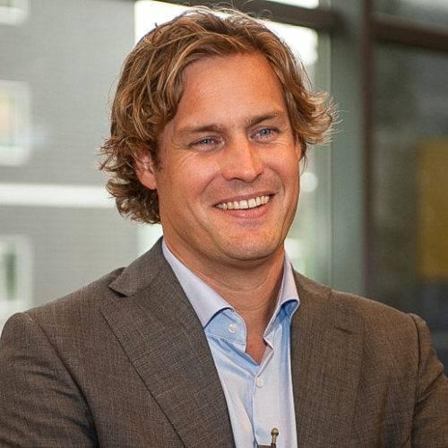 Arjen Huizinga, zorg, ICT&health