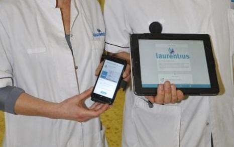 Laurentius begint met informatie-app voor darmpatiënten