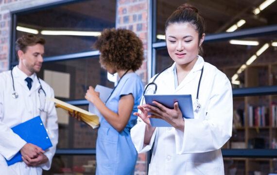 Samenwerken met medische data – grafische acceleratie geïntegreerd in de werkplek