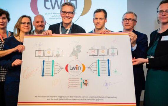 Zorgsector wil  gegevensuitwisseling met Twiin versnellen
