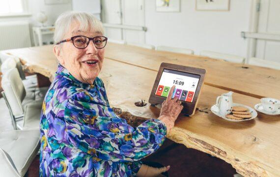 Compaan blijkt effectief bij terugdringen eenzaamheid ouderen