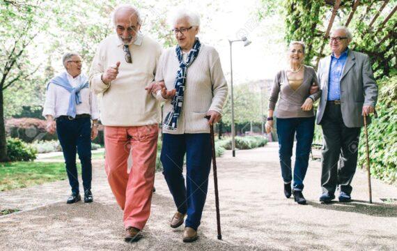 EFPIA onderzoekt via slimme sensoren loopgedrag ouderen