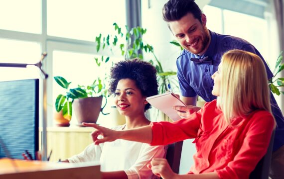 Effectief samenwerken met startups