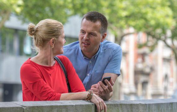 MedApp-gebruikers kunnen data via BeterDichtbij delen met zorgverlener