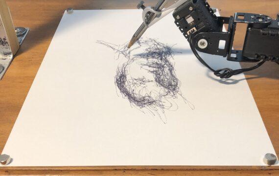 Met kunstmatige intelligentie in het Van Abbemuseum