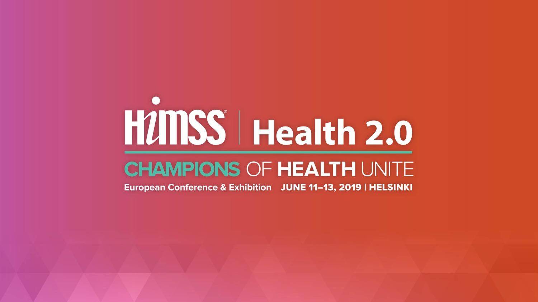 HIMSS Health 2.0, Helsinki, ICT&health