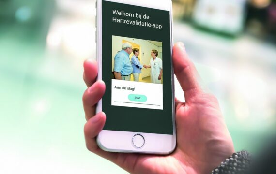 Maxima Medisch Centrum komt met app voor begeleiding hartrevalidatie