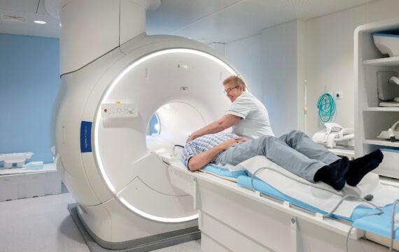 Spaarne Gasthuis neemt nieuwste MRI van Philips in gebruik