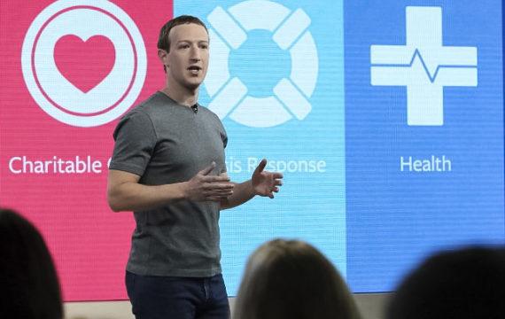 Facebook trekt hoofd Health Strategies aan