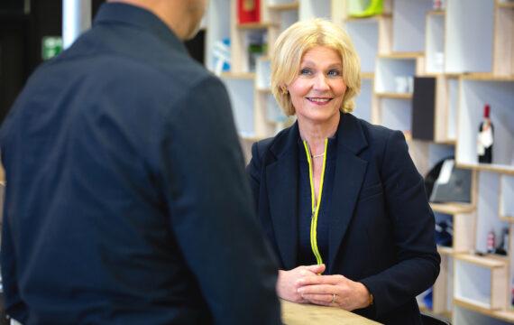 Jolande Tijhuis maakt zich sterk voor meer regie GGZ-patiënt 'Match&Care op bonafide online platform'