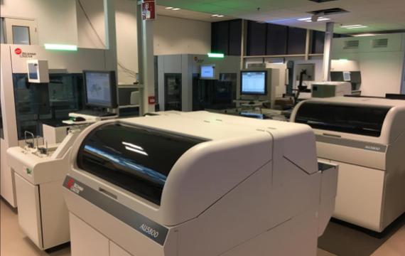 bloedanalyses , Saltro, ICT&health, Zorg, Automatisering