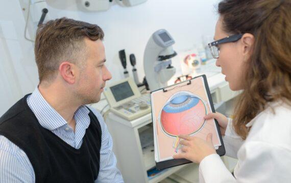 Smartphone met opzetstukje moet glaucoom in kaart brengen