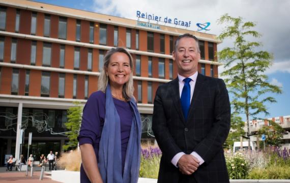 Reinier de Graaf, TU Delft starten met nieuwe leerstoel technologie