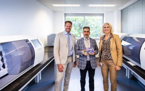 LabPON ontvangt 100% Digital Award van Philips