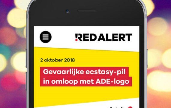 Trimbos meldt succes Red Alert app