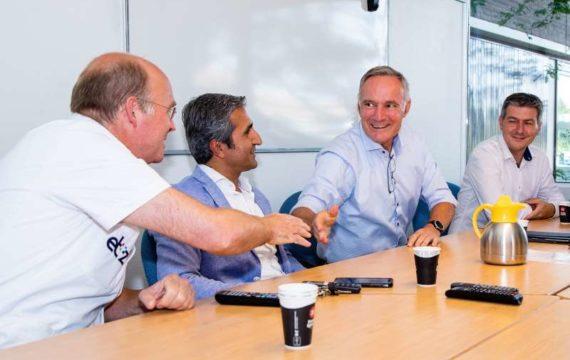 Samenwerking zorg en bedrijven voor versnelling zorginnovaties