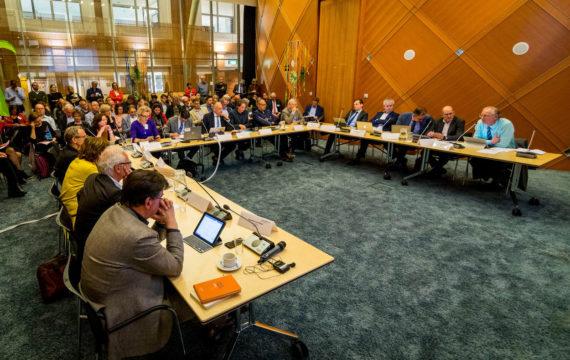 Visie samenhang zorginfrastructuren Nederland in open consultatie