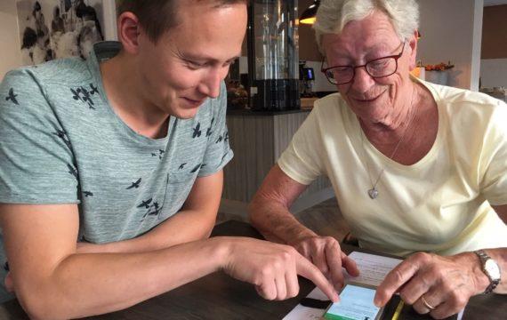 SocialApp moet eenzaamheid ouderen bestrijden