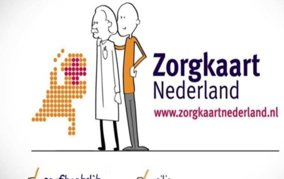 ZorgkaartNederland publiceert in december top 2019