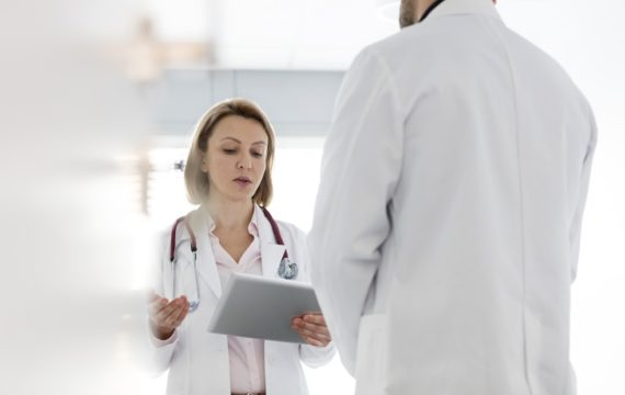 'Ik ken nog geen ziekenhuis met een digitale strategie'