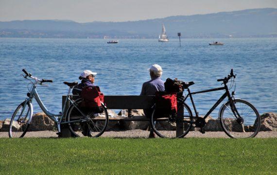Slimme fietstechnologie helpt ouderen