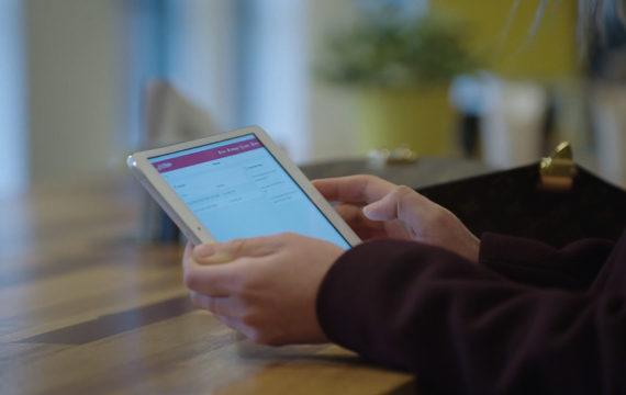 Informatie-app Medimapp in zorgtechnologie top 50 Deloitte